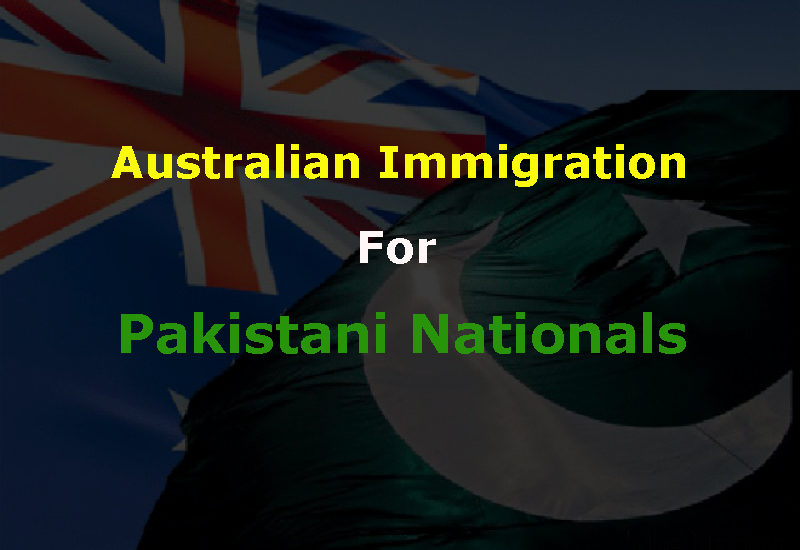 Australian Visa Fee In Pakistan